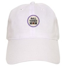 Bull Terrier Dog Mom Baseball Cap