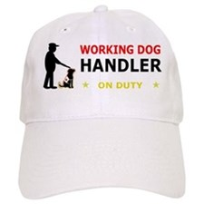 Working Dog Handler, Baseball Cap