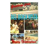Greetings From Del Boca Vista Postcards (Pkg. 8)