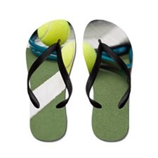 Tennis equipment Flip Flops