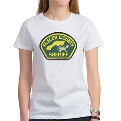 Placer County Sheriff Women's T-Shirt