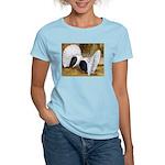 Saddle Fantails Women's Light T-Shirt