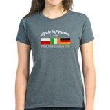 Polish-Irish-German Tee