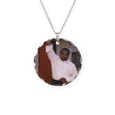 Derrick T.Tuggle Lonely Boy  Necklace