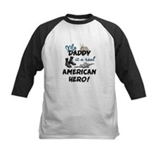 My Daddy is a Real American H Tee