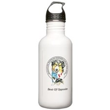 Best of opposite desig Water Bottle