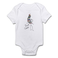 Book Geek Infant Bodysuit
