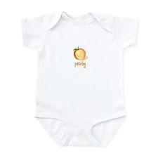 peachy Infant Bodysuit