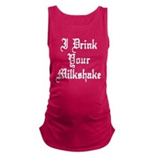drinkSh3B Maternity Tank Top