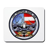 USS GEORGIA Mousepad