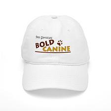 Bold Canine Pet services Baseball Cap