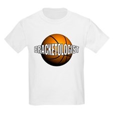 Bracketologist Kids T-Shirt