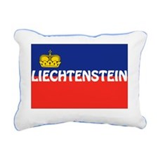 Liechtenstein Rectangular Canvas Pillow