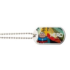 Biggest Hero Dog Tags