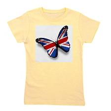 Butterfly Girl's Tee