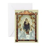 Jesus xmas Greeting Cards (20 Pack)