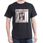 Homeland Security Geronimo Dark T-Shirt