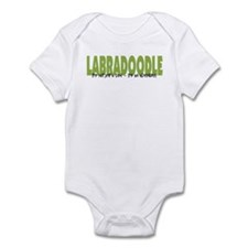 Labradoodle IT'S AN ADVENTURE Infant Bodysuit