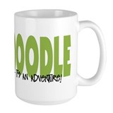 Labradoodle IT'S AN ADVENTURE Mug