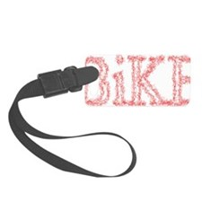 Gnarly Bike Logo Luggage Tag