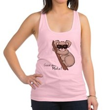 Koala Bear Racerback Tank Top