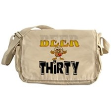 Beer Thirty Messenger Bag