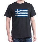 Greek Flag, Greece Flag T-Shirt