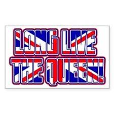 Long Live The Queen! Decal