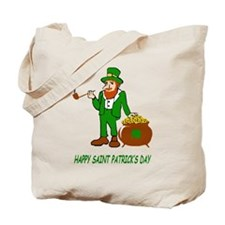 HAPPY SAINT PATRICK'S DAY Tote Bag