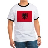 Albanian Flag T