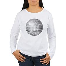 Disco Ball Long Sleeve T-Shirt