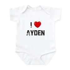 I * Ayden Infant Bodysuit