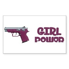 girlpower.jpg Decal
