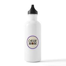 Chessie Dog Mom Sports Water Bottle