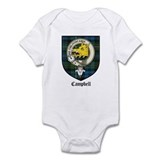 Campbell Clan Crest Tartan Onesie