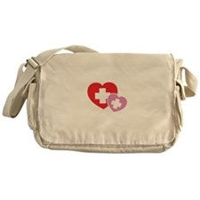 futureNurse1B Messenger Bag