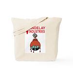Vandelay Industries Souvenir Tote Bag