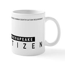 Chesapeake, Citizen Barcode, Mug