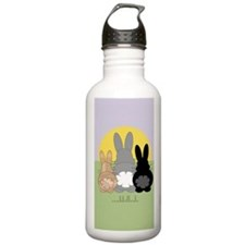 Rabbittude Posse Journ Water Bottle