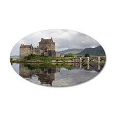 Eileen Donan Clutch Bag Wall Decal