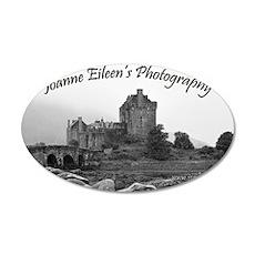 Joanne Eileen Car Magnet 35x21 Oval Wall Decal