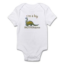 I'm a Big Brothersaurus Infant Bodysuit