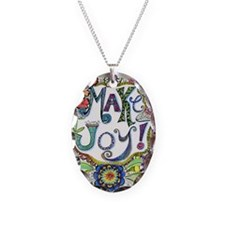 Make Joy Necklace