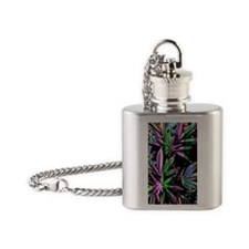 Pop Pot Flask Necklace