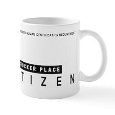 Crocker Place, Citizen Barcode, Mug