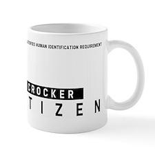 Crocker, Citizen Barcode, Mug