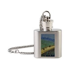 V24 Flask Necklace