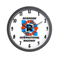 Riverside International Racew Wall Clock