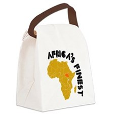 south sudan Canvas Lunch Bag