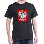 Polish Coat of Arms Dark T-Shirt